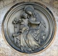 Image for Virgin Mary with infant Jesus at St. Ulrich (Regensburg) - Bavaria / Germany
