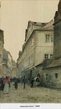 Image for Rabinska ulice  by Vaclav Jansa - Prague, Czech Republic