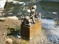 Image for Triton Babies Fountain Sculpture - Boston, MA
