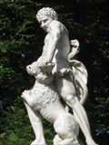 Image for Hercules and the Nemean Lion - Waddesdon Manor, Buckinghamshire, UK