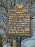 Image for John A. Mather - Titusville, PA