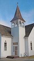 Image for Free Swedish Mission Church Steeple - Anaconda, MT
