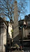 Image for 3414 Champollion & Jean-François Champollion - Pere Lachaise Cemetery (Paris)