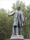 Image for William Ewart Gladstone - Bow Road, London, UK