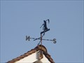 Image for (Grim?) Reaper Weathervane, Acheson Road, Shirley, Birmingham