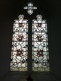 Image for Stained Glass Window, St Mary - Shotley, Suffolk