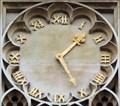 Image for King's College Gatehouse Clock - King's Parade, Cambridge, UK