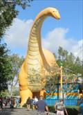 Image for Cementosaurus - Satellite Oddity - Animal Kingdom, Florida, USA.