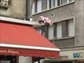 Image for La voiture rose - Blois - France