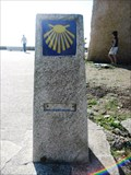 Image for Virxe da Barca Way Marker - Muxia, Spain