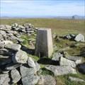 Image for O.S. Triangulation Pillar - Ben Tirran (The Goet), Angus.