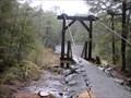 Image for Sugarloaf Stream Swing Bridge - Routeburn Track - New Zealand