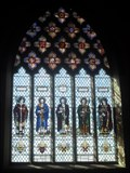 Image for The West Window, St.Luke's Church, Church Road, Tiptree, Essex. CO5 0SU