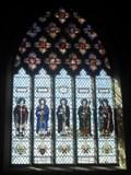 Image for The West Window, St.Luke's Church, Church Road, Tiptree, Essex. CO5 0SU