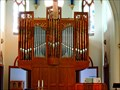 Image for 'Complex and fascinating instrument': Inside the organ with touring musician Gail Archer