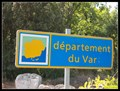 Image for Border crossing between Alpes de Haute Provence et Var - Paca, France
