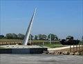 Image for Sundial at 41st Royal Marine Commando Memorial, Lion Sur Mer, Normandy, France