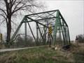 Image for Brush Creek Bridge - 1956 - Sangamon County, Illinois.