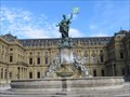 Image for Frankonia-Brunnen - Franconian Fountain - Würzburg, Germany