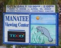 Image for Tampa Electric Company's Manatee Viewing Center