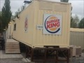 Image for Burger King - Manas Air Base - Kyrgyzstan