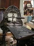 Image for Book of Mormon Printing Press -  Salt Lake City, Utah