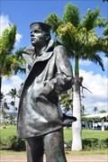 Image for The Lone Sailor - Pearl Harbor, Oahu, Hawaii.
