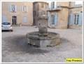 Image for La fontaine du village de Grambois - Grambois, Paca, France