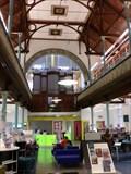 Image for Bargoed Library - Hanbury Chapel, Bargoed, Caerphilly Borough, Wales.