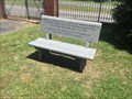 Image for Michael Shaara Bench - Richmond, VA
