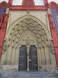 Image for Marienkapelle Main Doorway - Würzburg, Germany