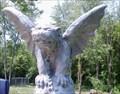 Image for Gargoyles Guard the Driveway Near Garden Plain, IL