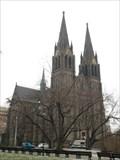 Image for TB 1425-29.0 Vinohrady, kostel sv. Ludmily