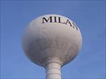 Image for Milan Water Tower - Greentree Lane - Milan, Michigan