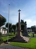 Image for La croix de St-Jacques le Mineur-Bertrimoutier-Lorraine,France