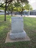 Image for Homer T. Rawlins -- Pioneer Cem., Dallas TX
