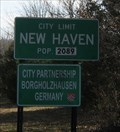 Image for New Haven, Missouri - POP: 2,089