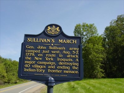 Image result for sullivans march iroquois