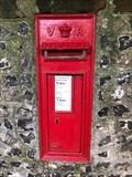 Image for Victorian Wall Post Box - Shalden near Alton - Hampshire - UK