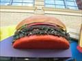 Image for Gionormous Hamburger - Fisherman's Wharf McDonald's