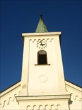 Image for Belltower of the St. Donat chapel, Zakrany, Czech republic