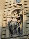Image for Sv. Václav na kostele sv. Františka z Assisi - Praha, Czech republic