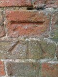 Image for Benchmark, Bishops Meadow Bridge No.42 - Loughborough. Leicestershire