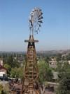 Another View, Mockingbird Hill Windmill, San Jose, CA