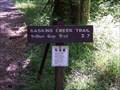 Image for Baskins Creek Trail (east end) - Great Smoky Mountains National Park, TN