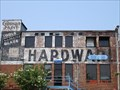 Image for Hardware store converted to specialty shops.