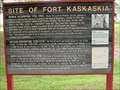 Image for Site of Fort Kaskaskia - Ellis Grove, IL