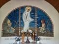 Image for Mosaik in der Epprather Marien-Kapelle - Bedburg, NRW, Germany