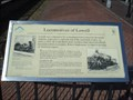 Image for Locomotives of Lowell - Lowell, MA