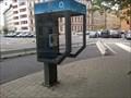 Image for Payphone / Telefonni automat - Vaclavska, Brno - Stare Brno, Czech Republic